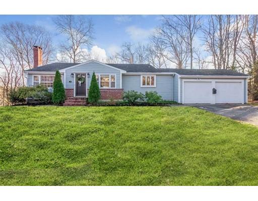 独户住宅 为 销售 在 2 Rockwood Road 2 Rockwood Road 欣厄姆, 马萨诸塞州 02043 美国