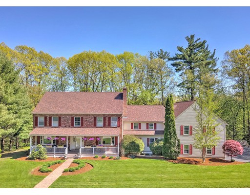 Single Family Home for Sale at 119 Kara Drive 119 Kara Drive North Andover, Massachusetts 01845 United States