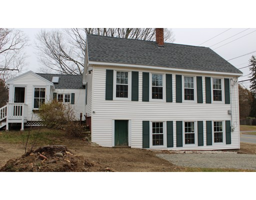 Single Family Home for Rent at 1321 Broadway #1 1321 Broadway #1 Haverhill, Massachusetts 01832 United States