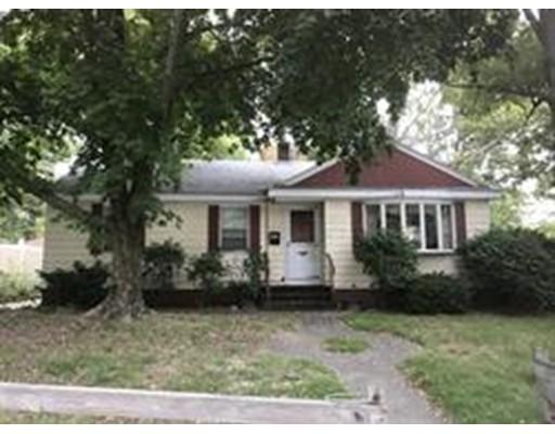 Casa Unifamiliar por un Alquiler en 504 Mill #0 504 Mill #0 Worcester, Massachusetts 01602 Estados Unidos
