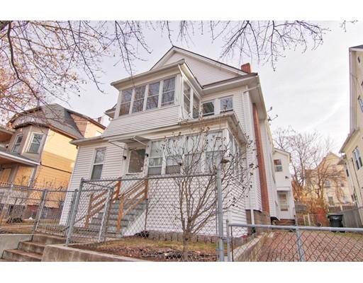 多户住宅 为 销售 在 41 Horace Street Springfield, 马萨诸塞州 01108 美国