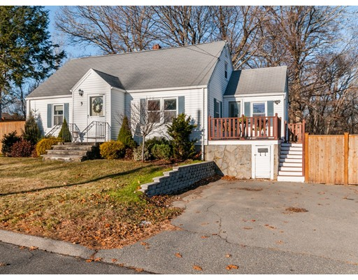 Single Family Home for Sale at 9 Guild Road 9 Guild Road Beverly, Massachusetts 01915 United States
