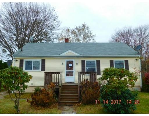 Single Family Home for Sale at 275 Laurel Street 275 Laurel Street Fall River, Massachusetts 02724 United States
