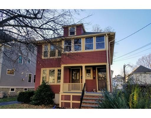 Condominium for Sale at 55 Alma Avenue 55 Alma Avenue Belmont, Massachusetts 02478 United States