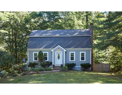 Casa Unifamiliar por un Alquiler en 344 Prospect street Norwell, Massachusetts 02061 Estados Unidos
