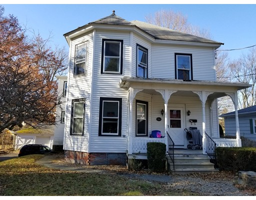 Single Family Home for Rent at 22 Gilbert Street 22 Gilbert Street North Brookfield, Massachusetts 01535 United States