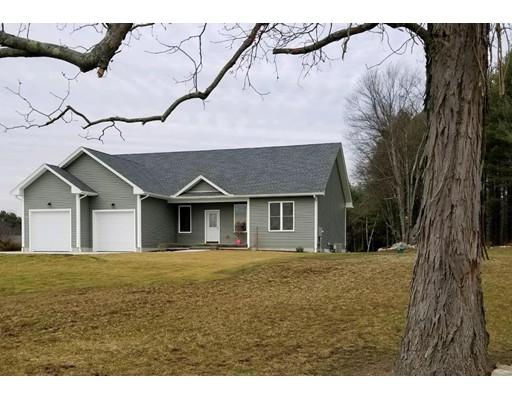 Single Family Home for Sale at 103 Bardwell Street 103 Bardwell Street Belchertown, Massachusetts 01007 United States