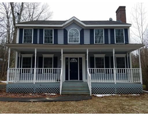 Maison unifamiliale pour l Vente à 10 Searles Hill Road 10 Searles Hill Road Phillipston, Massachusetts 01331 États-Unis