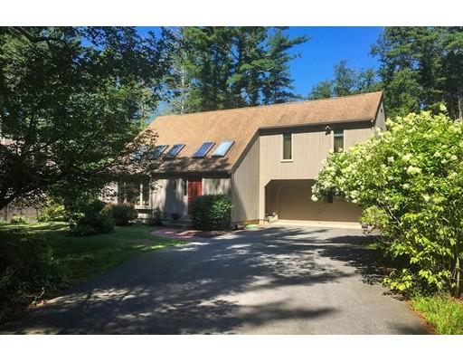 Casa Unifamiliar por un Venta en 3 Bassett Brook Lane 3 Bassett Brook Lane Duxbury, Massachusetts 02332 Estados Unidos