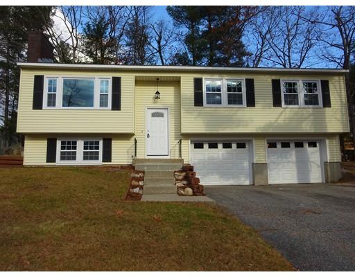 واحد منزل الأسرة للـ Sale في 6 Seneca Drive 6 Seneca Drive Nashua, New Hampshire 03062 United States