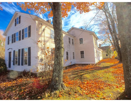 Single Family Home for Sale at 708 Main Street 708 Main Street Somers, Connecticut 06071 United States
