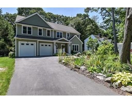 Casa Unifamiliar por un Alquiler en 80 Sylvan Road 80 Sylvan Road Needham, Massachusetts 02492 Estados Unidos
