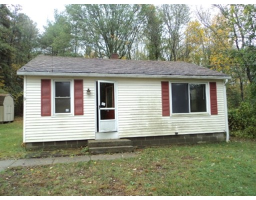 Single Family Home for Sale at 93 Shepard Hill Road 93 Shepard Hill Road Killingly, Connecticut 06239 United States