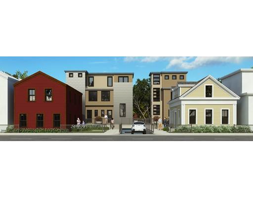 Casa Multifamiliar por un Venta en 308 Hurley Street 308 Hurley Street Cambridge, Massachusetts 02141 Estados Unidos