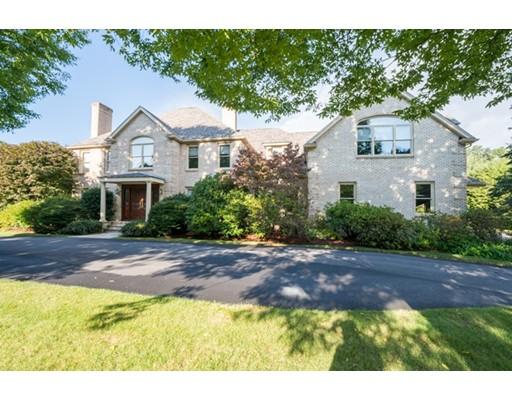 Maison unifamiliale pour l Vente à 57 Laurel Road 57 Laurel Road Weston, Massachusetts 02493 États-Unis