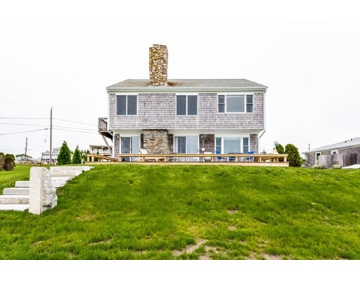 Single Family Home for Sale at 28 Ocean Drive 28 Ocean Drive Little Compton, Rhode Island 02837 United States