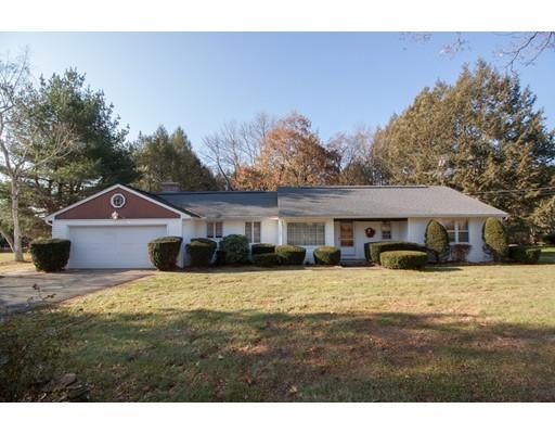 Частный односемейный дом для того Продажа на 180 Parker Street 180 Parker Street East Longmeadow, Массачусетс 01028 Соединенные Штаты