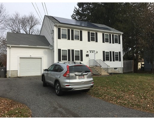 Single Family Home for Sale at 38 Guild Road 38 Guild Road Framingham, Massachusetts 01702 United States