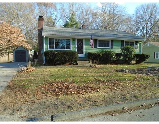 独户住宅 为 销售 在 136 Blackstone Street 136 Blackstone Street Blackstone, 马萨诸塞州 01504 美国