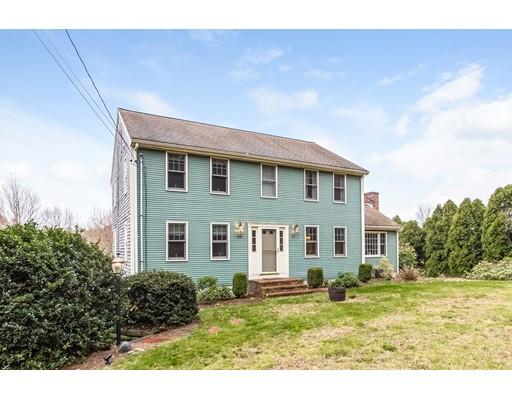 独户住宅 为 销售 在 50 Conant Street 50 Conant Street Bridgewater, 马萨诸塞州 02324 美国