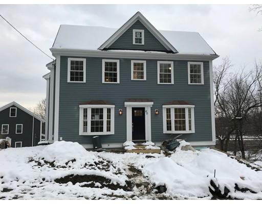 Частный односемейный дом для того Продажа на 60 Pleasant View 60 Pleasant View Arlington, Массачусетс 02476 Соединенные Штаты
