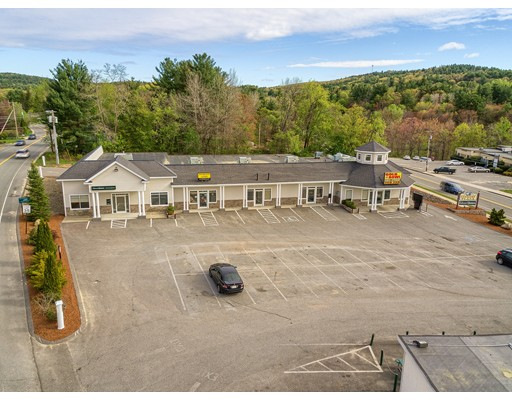 Commercial للـ Rent في 26 Ashby State Road 26 Ashby State Road Fitchburg, Massachusetts 01420 United States
