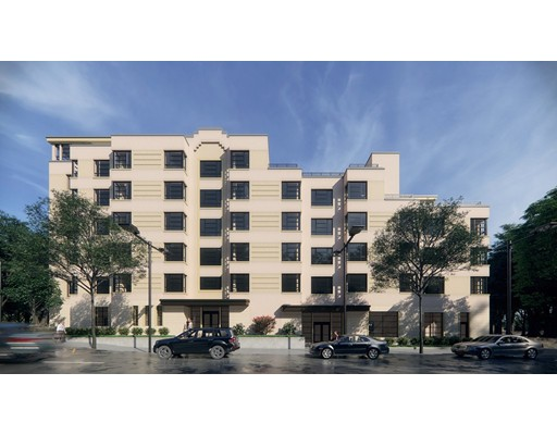 Condominium for Sale at 1650 Commonwealth 1650 Commonwealth Boston, Massachusetts 02135 United States