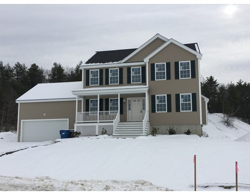 Single Family Home for Sale at 9 Olivia Way Groton, Massachusetts 01450 United States