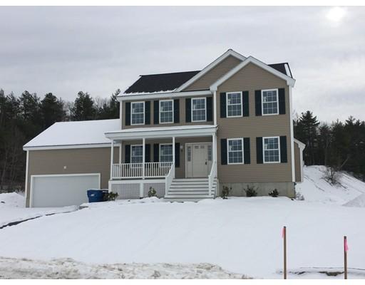 Частный односемейный дом для того Продажа на 9 Olivia Way 9 Olivia Way Groton, Массачусетс 01450 Соединенные Штаты