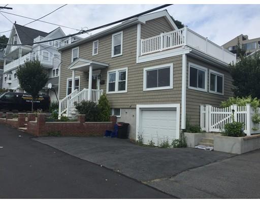 Casa Unifamiliar por un Alquiler en 38 Irving Way #1 38 Irving Way #1 Nahant, Massachusetts 01908 Estados Unidos