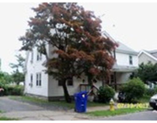 Multi-Family Home for Sale at 4 12 units 4 12 units Springfield, Massachusetts 01108 United States