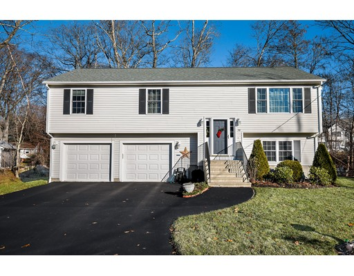Single Family Home for Sale at 70 Palm Street 70 Palm Street Attleboro, Massachusetts 02073 United States