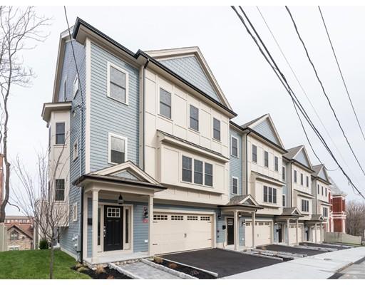 Townhouse for Rent at 34 Millmont St #34 34 Millmont St #34 Boston, Massachusetts 02119 United States