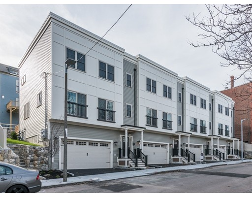 Townhouse for Rent at 35 Lambert St #35 35 Lambert St #35 Boston, Massachusetts 02119 United States
