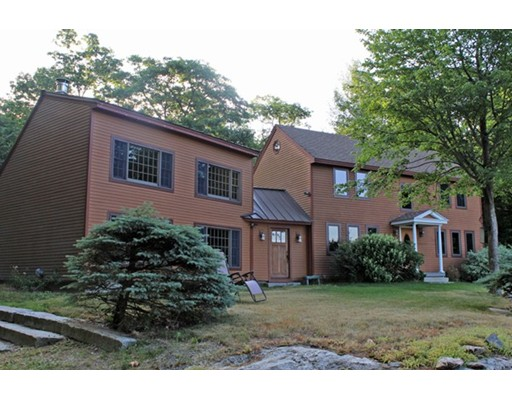 Single Family Home for Sale at 638 South Mountain Road 638 South Mountain Road Northfield, Massachusetts 01360 United States