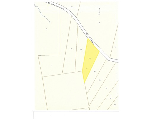 Land for Sale at lindsay hill lindsay hill Worthington, Massachusetts 01098 United States