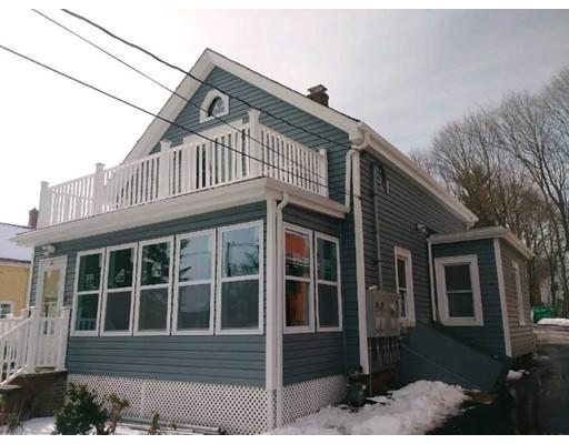 Частный односемейный дом для того Аренда на Jackson Street Jackson Street Canton, Массачусетс 02021 Соединенные Штаты