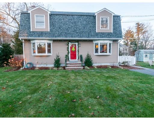 واحد منزل الأسرة للـ Sale في 10 Glendale Road 10 Glendale Road Burlington, Massachusetts 01803 United States