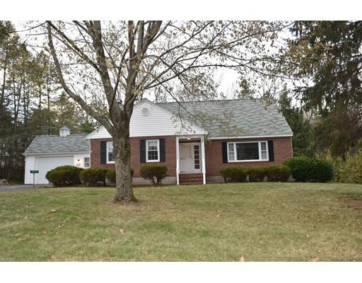 独户住宅 为 销售 在 1480 Mammoth Road 1480 Mammoth Road Dracut, 马萨诸塞州 01826 美国