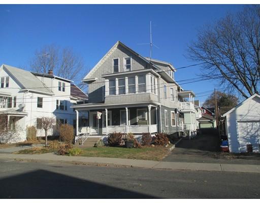 متعددة للعائلات الرئيسية للـ Sale في 16 Brightwood Avenue 16 Brightwood Avenue Holyoke, Massachusetts 01040 United States