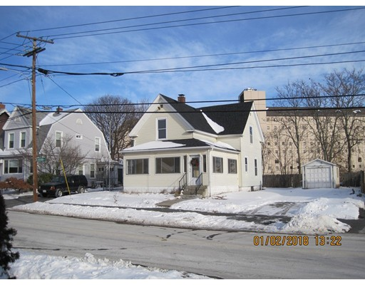 Single Family Home for Rent at 65 Coburn Avenue 65 Coburn Avenue Worcester, Massachusetts 01604 United States