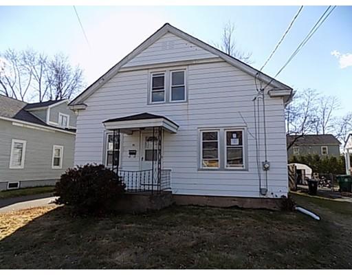 独户住宅 为 销售 在 71 Streetate Street 71 Streetate Street Chicopee, 马萨诸塞州 01013 美国