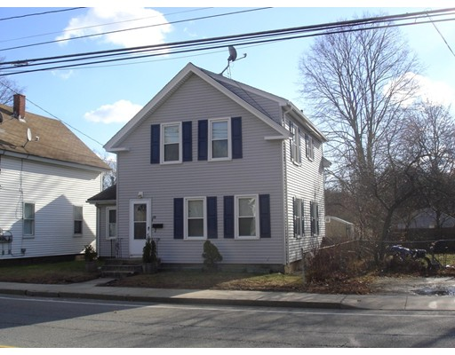 Single Family Home for Sale at 118 W Main Street 118 W Main Street Ayer, Massachusetts 01432 United States