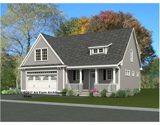 Single Family Home for Sale at 90 Black Horse Place 90 Black Horse Place Concord, Massachusetts 01742 United States