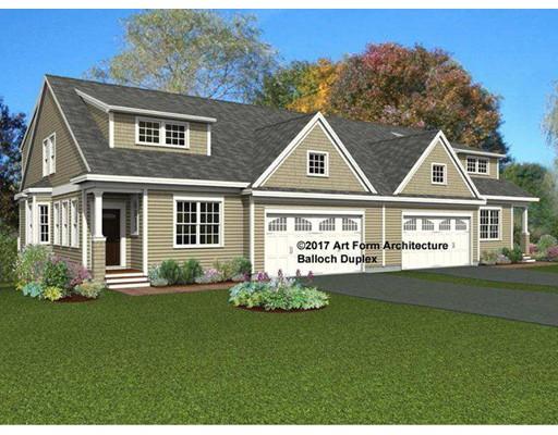 Appartement en copropriété pour l Vente à 55 Black Horse Place 55 Black Horse Place Concord, Massachusetts 01742 États-Unis