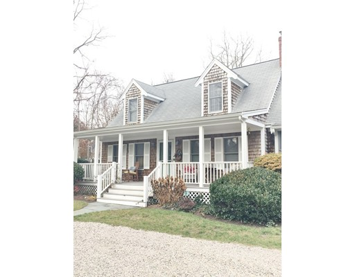 Single Family Home for Sale at 439 Route 6A 439 Route 6A Sandwich, Massachusetts 02537 United States