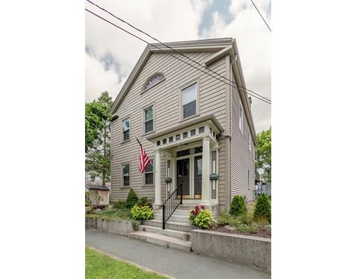 Appartement en copropriété pour l Vente à 51 William St #1 51 William St #1 Fairhaven, Massachusetts 02719 États-Unis