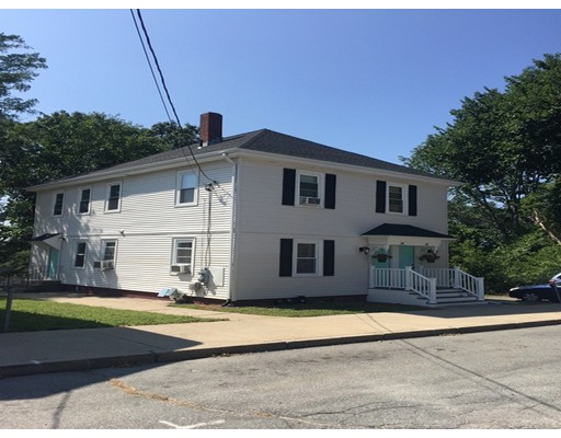 Multi-Family Home for Sale at 38 Park Street 38 Park Street Central Falls, Rhode Island 02863 United States