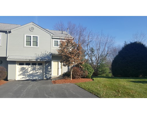 共管式独立产权公寓 为 销售 在 406 Ridgefield Circle 406 Ridgefield Circle Clinton, 马萨诸塞州 01510 美国