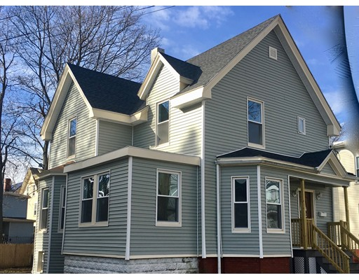 Single Family Home for Sale at 24 Hillside Avenue 24 Hillside Avenue Swampscott, Massachusetts 01907 United States